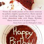 hagrid's cake