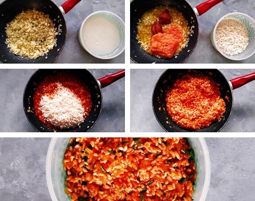 recette riz turc