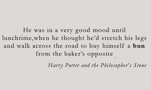 harry potter alıntı