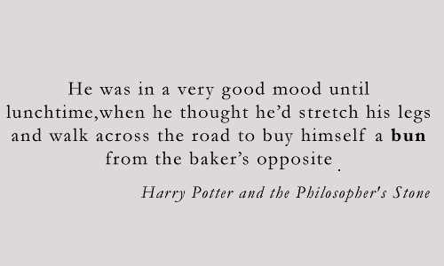 quote from harry potter and the philosopher's stone
