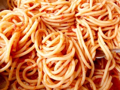 pepper spaghetti