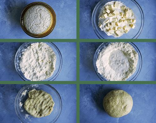instructions to make dough
