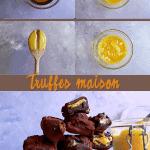 recette truffes maison