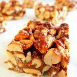 peanut brittle with brown sugar