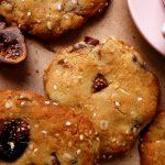 cookies à l'avoine dans boite