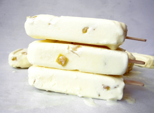 limon dondurma
