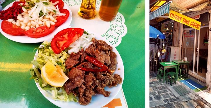 foie frit turc