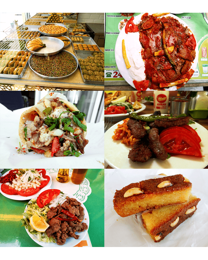 locations where to eat in izmir