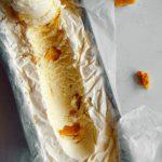 tub of honeycomb ice cream