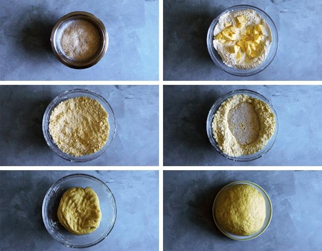 caribbean bread dough