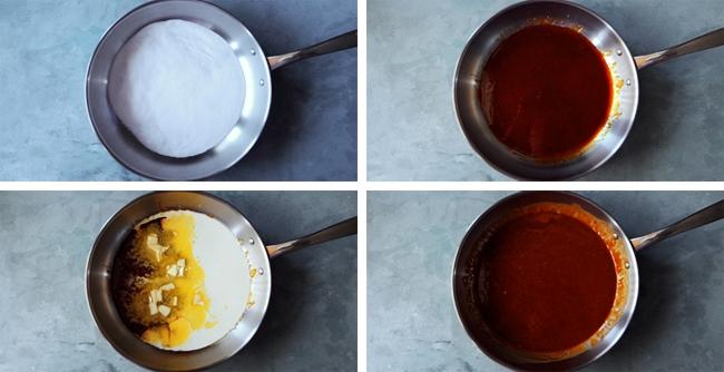 homemade caramel sauce instructions
