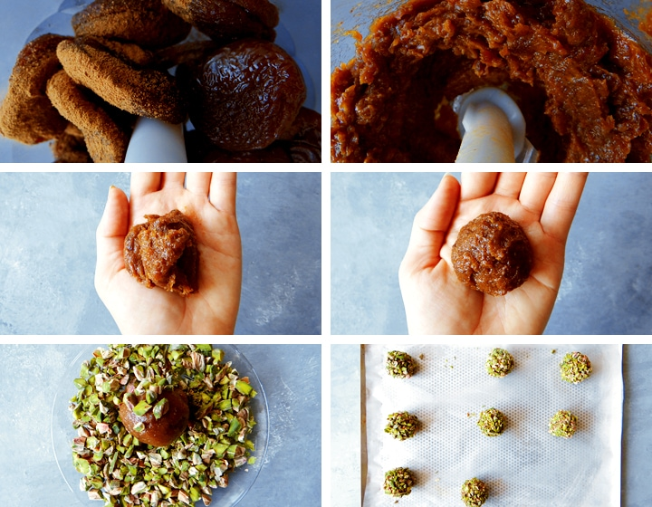 instructions for apricot balls