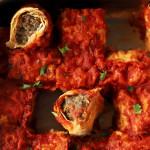 sliced beyti kebab