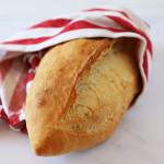 pain turc dans torchon