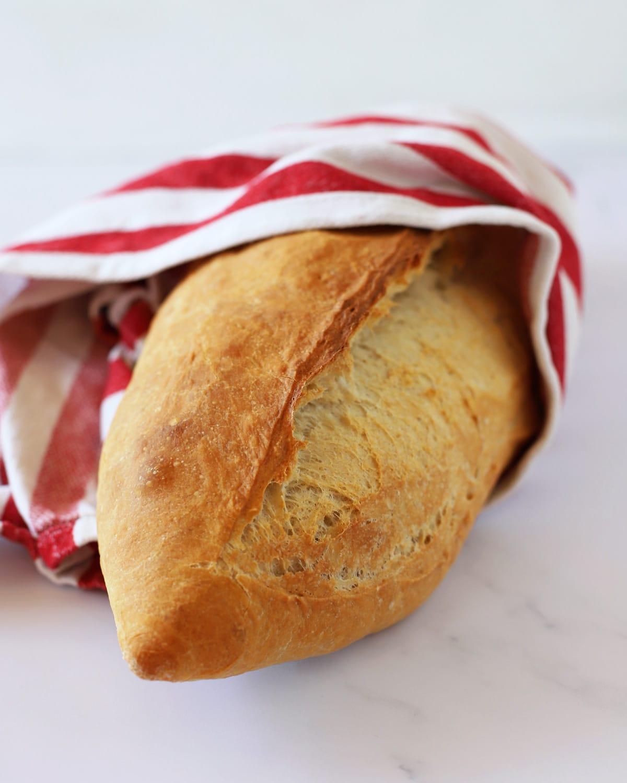 miche de pain turc