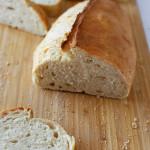 pain turc tranché